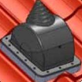 Antenniläpivienti asennussarja kaikille katoille