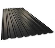 20 mm profiloitu peltikate mattanova