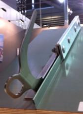 Putoamissuojan kiinnityspiste konesaumakatolle 1 hlö