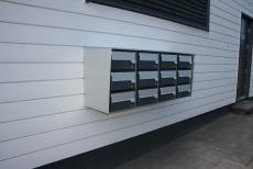 Taloyhtiön ryhmäpostilaatikko