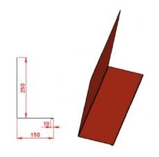 Liitoslista - taitelista 3,0 m