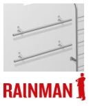 Poistumisputkisarja Rainman, 2 x 1,5 m