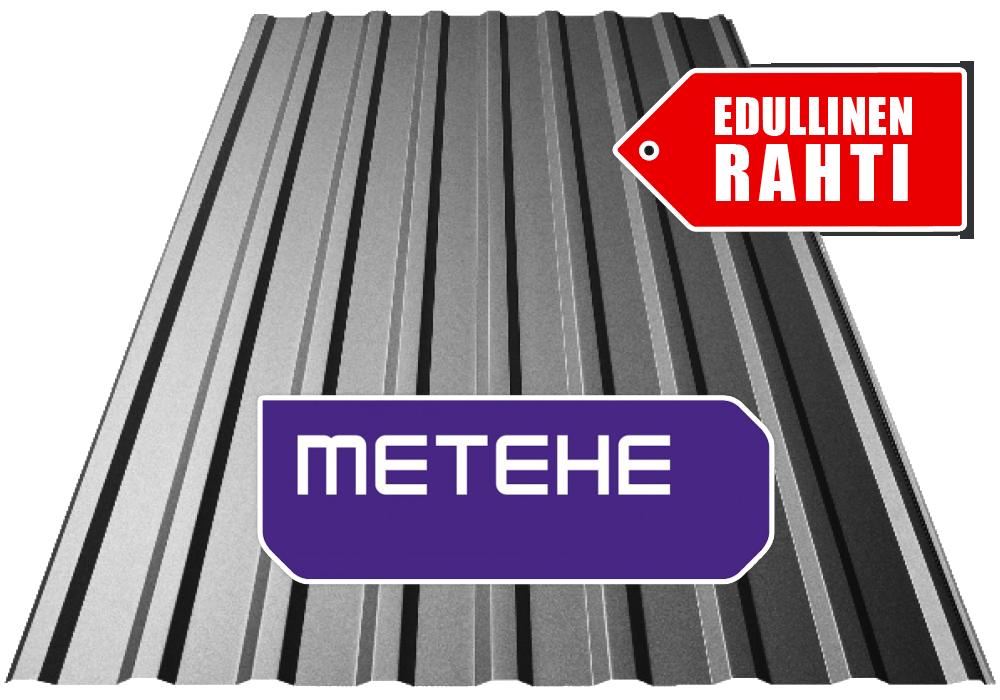 Metehe Oy, Poimulevy 20 mm profiililla